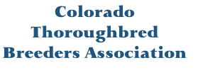 Colorado Thoroughbred Breeders Association